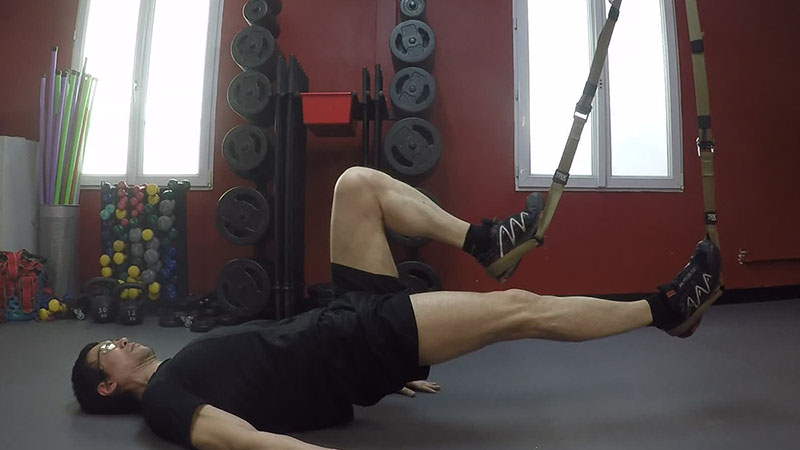 TRX - Hamstring Bicycle